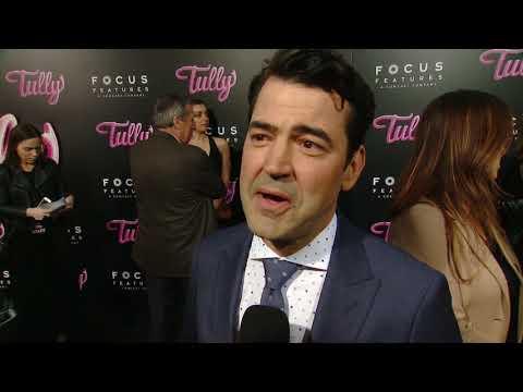 Tully LA Premiere  Itw Ron Livingston  video