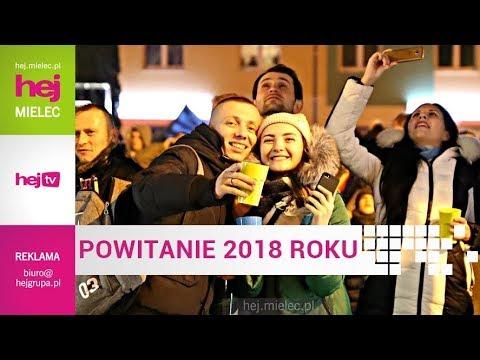 hej.mielec.pl TV: Powitanie 2018 Roku w Mielcu
