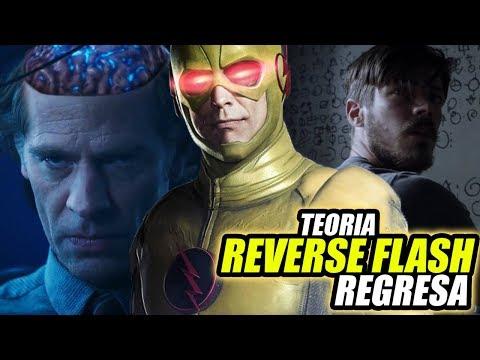 REVERSE FLASH REGRESA GRACIAS A THINKER - Teoría The Flash Temporada 4// Morpho Comics