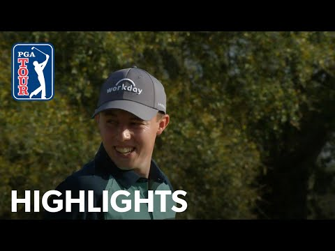 Highlights | Round 3 | Arnold Palmer 2019