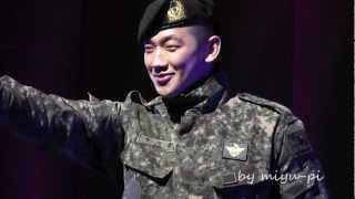 121227 Love of country Joint Winter Concert - Hip song