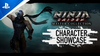 Ninja Gaiden: Master Collection - Character Showcase | PS4