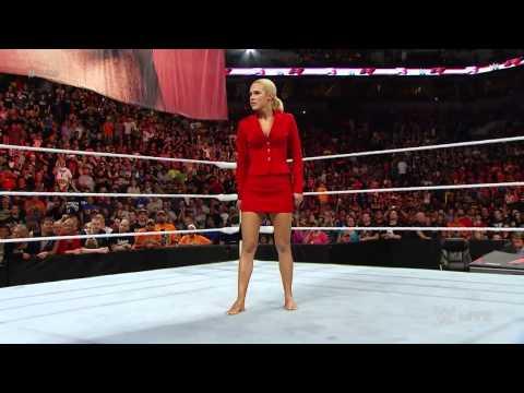 Dolph Ziggler returns to Raw, Lana kicks Summer Rae WWE - August 17th, 2015 thumbnail