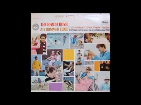 """The Beach Boys - """"Little Honda"""" - Stereo LP - HQ"""