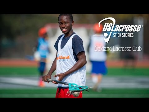 Oakland Lacrosse Club | US Lacrosse Stick Stories