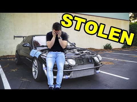 Someone STOLE PARTS off of my 1JZ Lexus