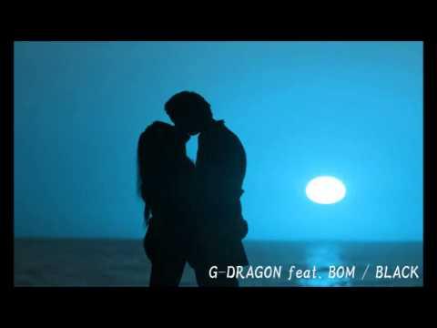 G-DRAGON feat.SKY FERREIA / BLACK 【歌詞付き】 - YouTube