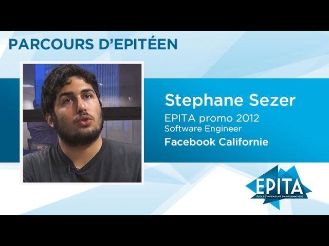 Parcours d'Epitéens - Stephane Sezer (promo 2012) - Facebook