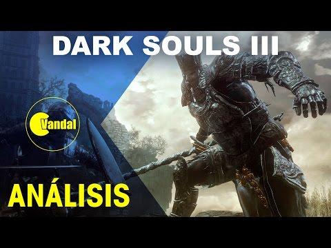 Dark Souls III - Videoanálisis