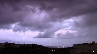 Weather Over Malta