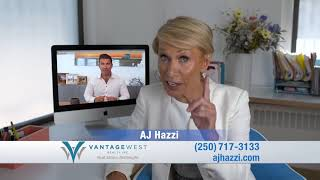 Barbara Corcoran and AJ Hazzi Zoom Call