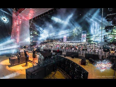 Mácháč Festival 2016   nFiX & Candice - LIVE from Main Stage