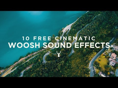 10 Free Cinematic Whoosh Sound Effects
