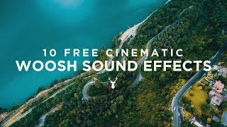 Download Video 10 Free Cinematic Whoosh Sound Effects MP3 3GP MP4