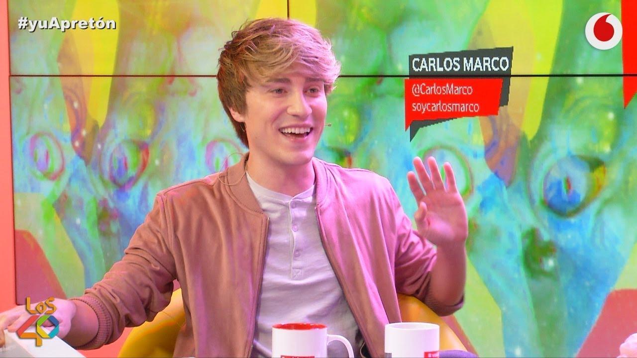 Carlos Marco, el mejor troll de las compras online #yuApretón - YouTube