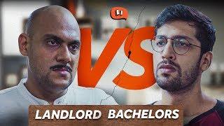 Rapbaazi | Landlord VS Bachelors | Being Indian