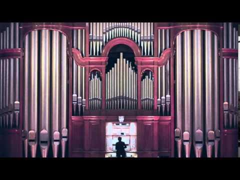 Auckland Town Hall Organ Concert, April 2014, Robert Costin