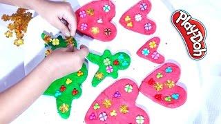 Jessica Jenica Membuat Lilin Mainan Dari Tepung 💖 MAINAN ANAK PEREMPUAN 💖 Lets Play 💖