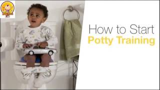 When your child is ready to potty train? Part 2