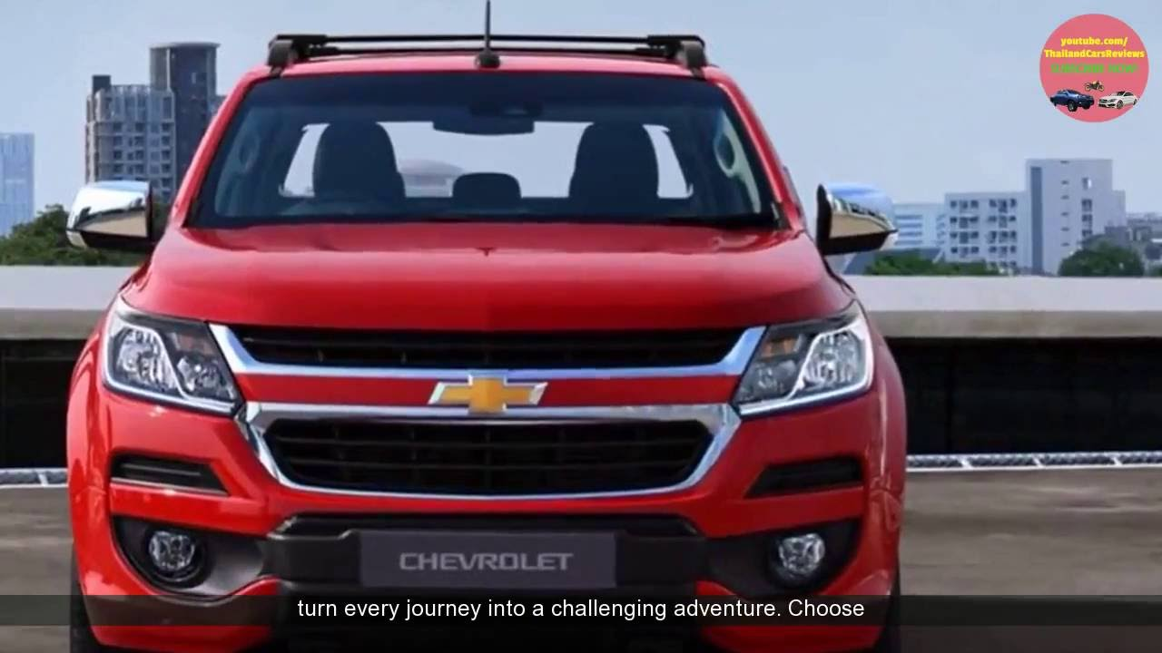 2016 2017 Chevrolet Colorado Chevy Review Specs Prices Photos 2559 You