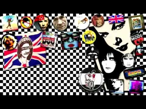 106.7 FM KROQ Mini Mega New Wave Flashback Mix By Dj Johnny Aftershock eighties