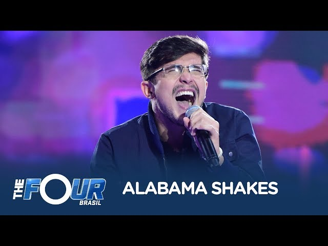 Santaella impressiona jurados ao cantar Don't Wanna Fight, do Alabama Shakes