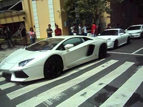 Lamborghini Aventador In Philippines Youtube