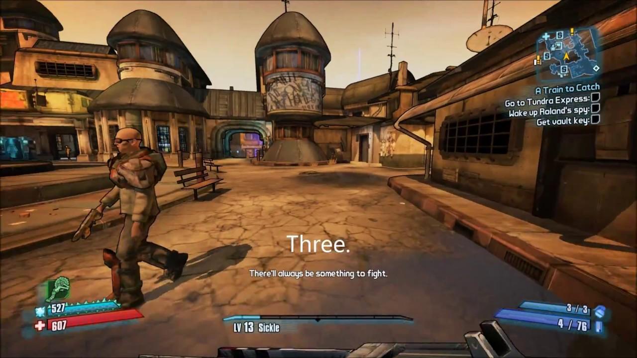 Borderlands 2  Five lost Echo locations in Sanctuary
