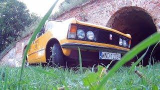 Polski Fiat 125p - Test kanta - MotoBieda #25