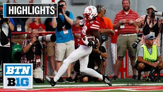 Highlights: Huskers Bounce Back vs. Huskies Northern Illinois at Nebraska Sept. 14, 2019