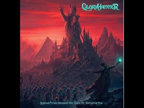 Gloryhammer announce new album Legends From Beyond The Galactic Terrorvortex!