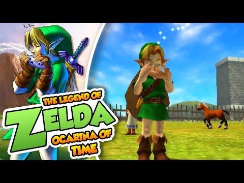 ¡La canción de Epona! - #03 - TLO Zelda: Ocarina of Time en Español (3DS)