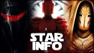 Star Info #34 | LES GARDES D