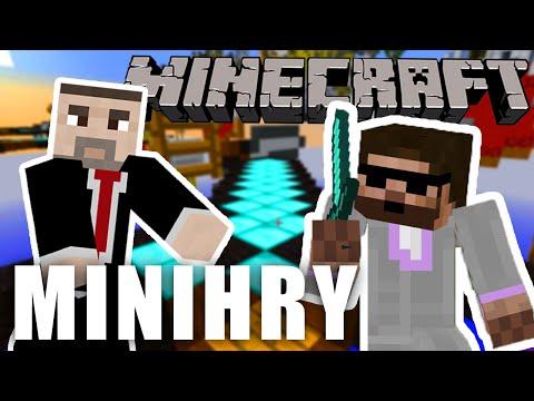 Pedro a House | Minecraft minihry (záznam LS)