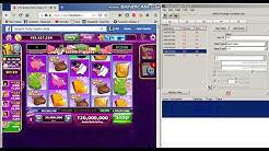 Rich Littie Piggies Slot Bug Bonus/Spin with Cheat Engine (Jackpot Party)