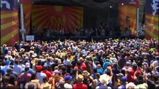 Cowboy Mouth - Light It On Fire - Jazz Fest 2013