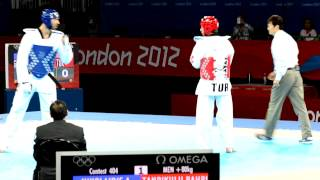 Olympics Taekwondo Greece Turkey London 2012