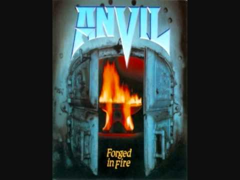 Anvil - Free As The Wind