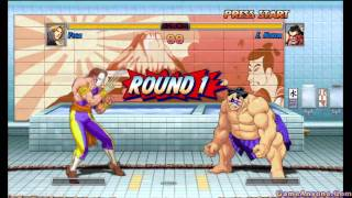 Super Street Fighter II Turbo: HD Remix Playthrough (Vega Pt. 1/2)