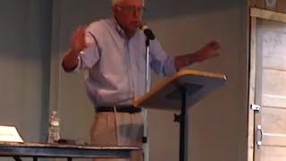 Bernie Sanders Townhall Explodes Over Israel