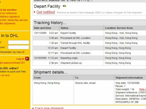DHL Shipping Turbo Sim 2.2 Order Update