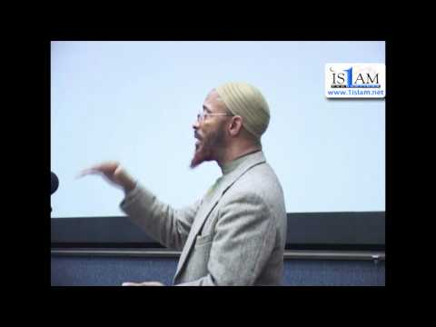 The Purpose Of Life Part 3 (1 of 2)  |  Khalid Yasin