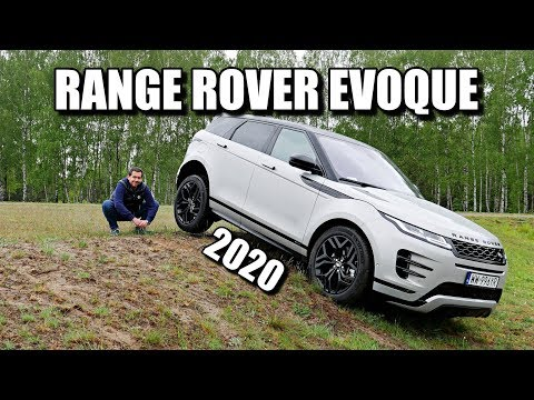 Range Rover Evoque 2020 - Baby Range Rover (ENG) - Test Drive and Review