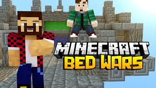 НЕ СТАЛ ЖДАТЬ - Minecraft Bed Wars (Mini-Game)