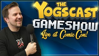 The Yogscast Gameshow - LIVE at MCM Comic Con (Extended Version)