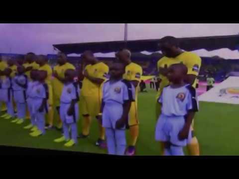 Zimbabwe vs Algeria 2017 AFCON highlights - YouTube