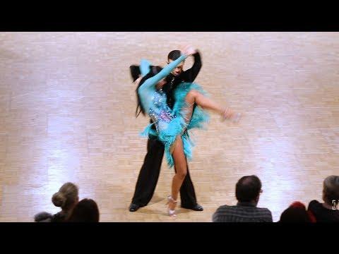 Artyom Liaskovsky - Ksenia Zaputriaeva, ISR | Diamond Cup Antwerp 2018 - WO LAT - R3 PD