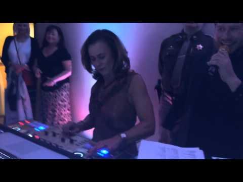 Grand Haven High School prom 2015: Watch Principal Tracy Wilson DJ