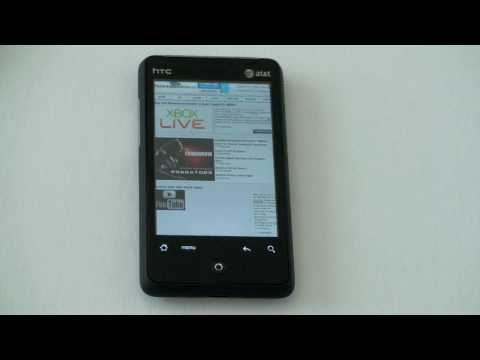 HTC Aria Review: Pocket Android