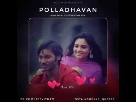 Polladhavan bgm youtube.